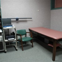 Audiology Suite 4 - Vestibular (Balance) Testing Area
