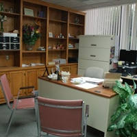 Administrative Assistant's Office