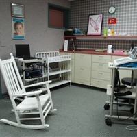 Audiology Suite 4 - Pediatric Testing Area